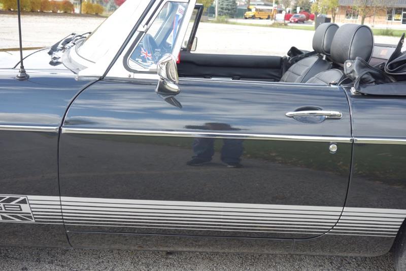 1980 MG MGB 10