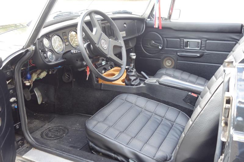1980 MG MGB 15