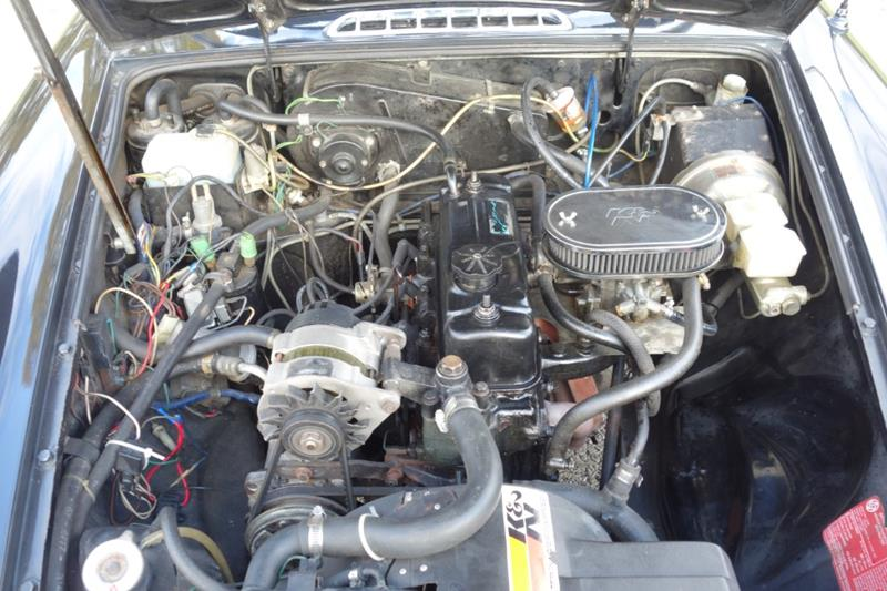 1980 MG MGB 26