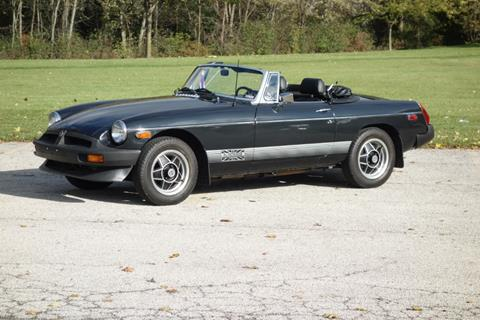 1980 MG MGB for sale in Mundelein, IL