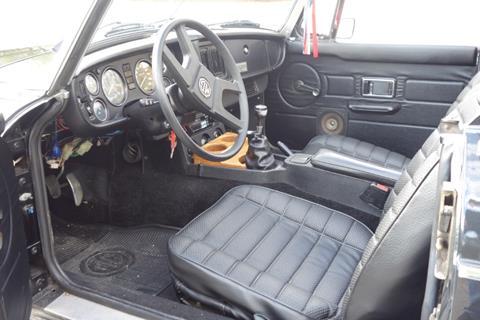 1980 MG MGB