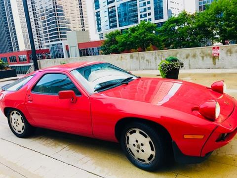 1986 Porsche 928 for sale in Mundelein, IL