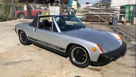 1976 Porsche 914 for sale in Mundelein, IL