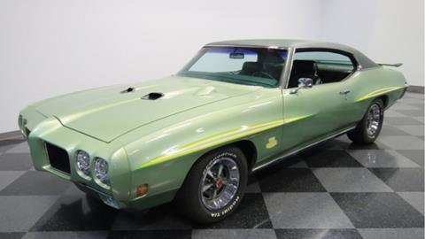 1970 Pontiac GTO for sale in Mundelein, IL