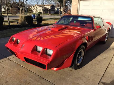 1979 Pontiac Trans Am for sale in Mundelein, IL