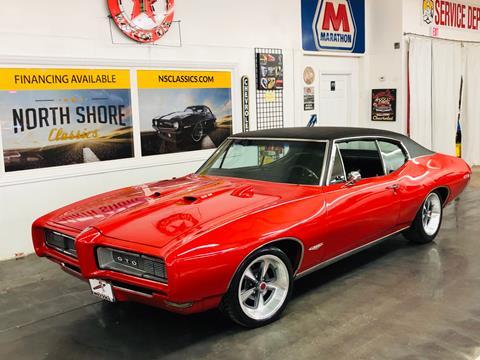 1968 Pontiac GTO for sale in Mundelein, IL