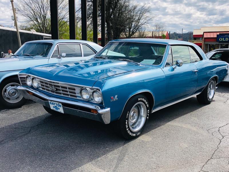 1967 Chevrolet Chevelle 1
