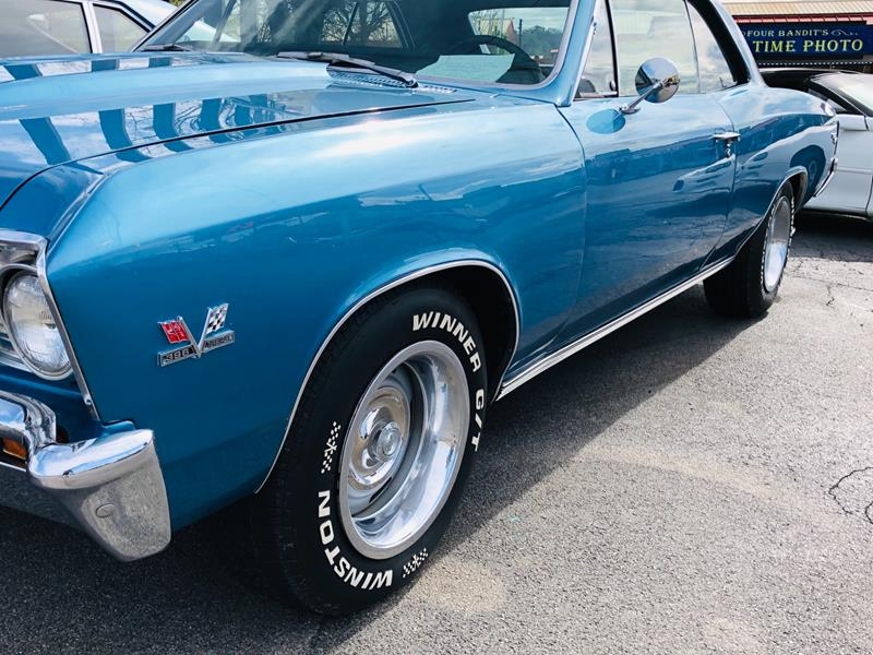 1967 Chevrolet Chevelle 4