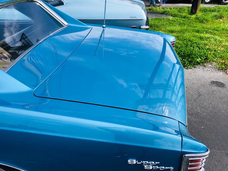1967 Chevrolet Chevelle 28
