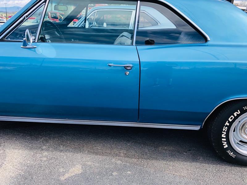 1967 Chevrolet Chevelle 7