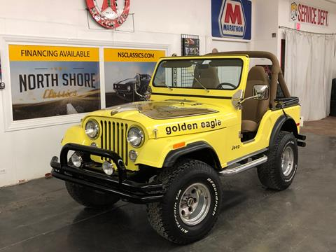 1979 Jeep CJ-5 for sale in Mundelein, IL
