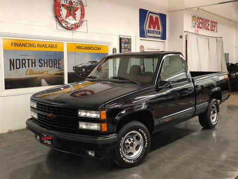 1996 chevy 454 ss