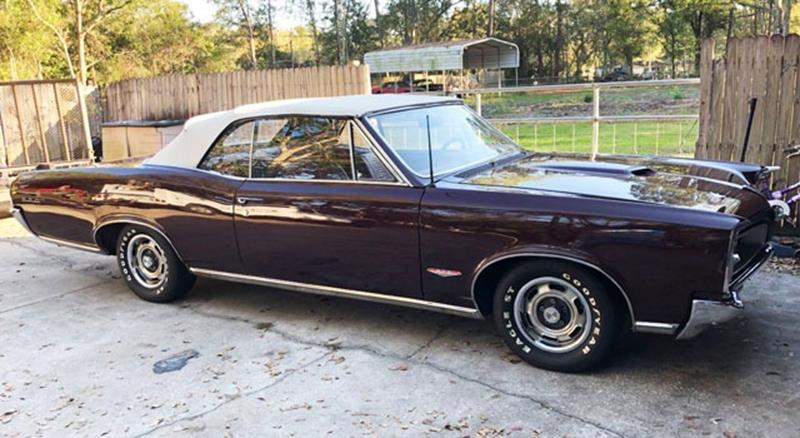1966 Pontiac GTO 1