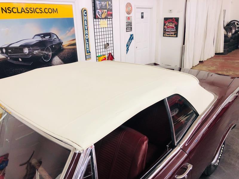 1966 Pontiac GTO 28