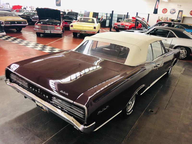 1966 Pontiac GTO 9