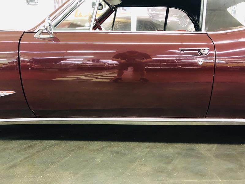 1966 Pontiac GTO 12