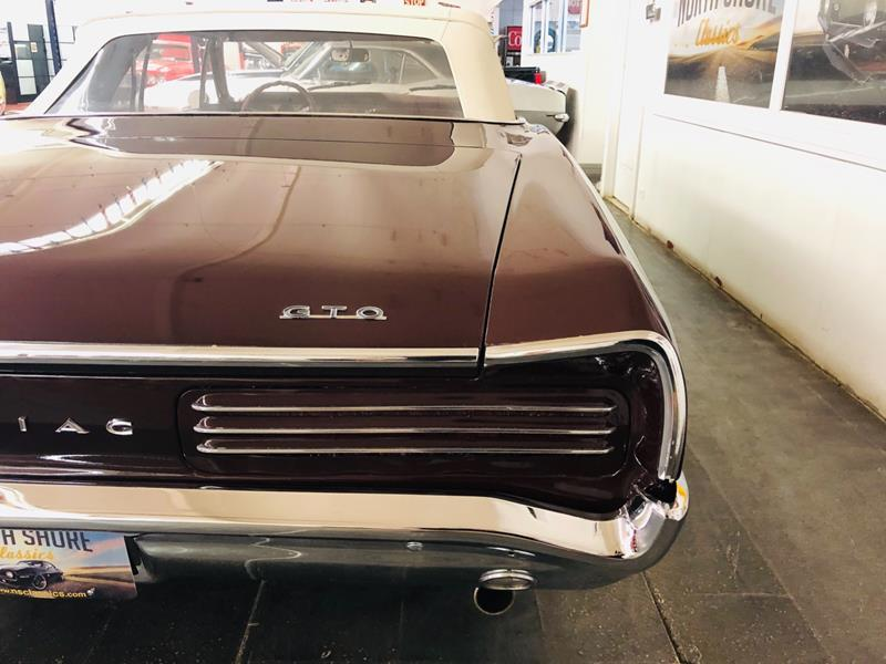 1966 Pontiac GTO 20