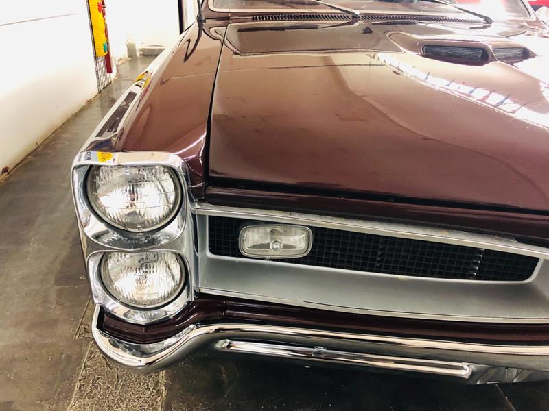 1966 Pontiac GTO 24