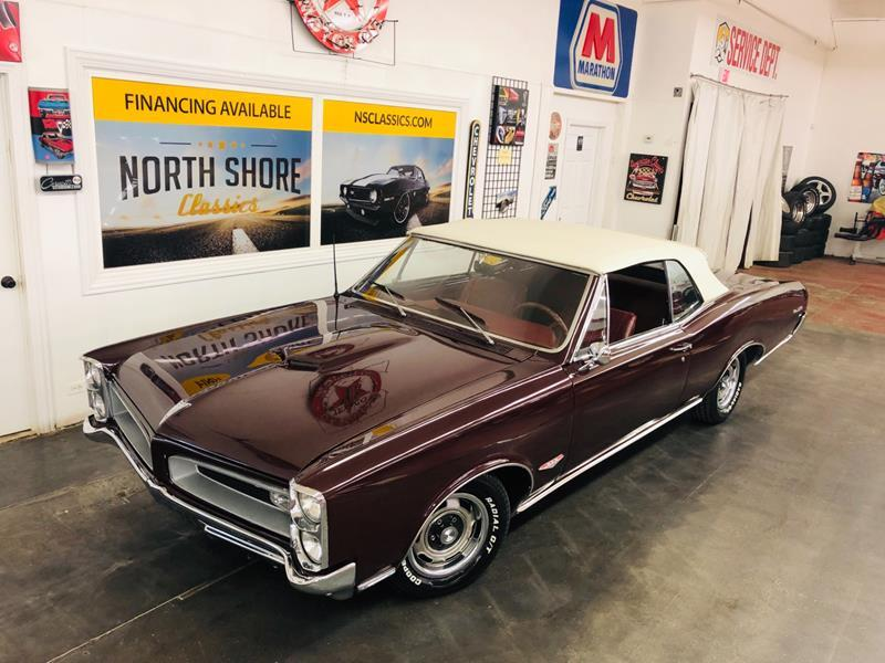 1966 Pontiac GTO 3