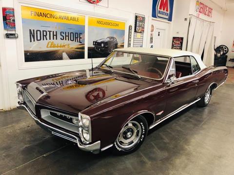 1966 Pontiac GTO for sale in Mundelein, IL