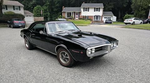1967 Pontiac Firebird for sale in Mundelein, IL