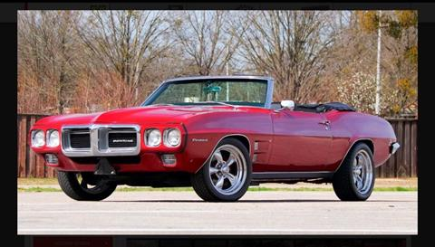 1969 Pontiac Firebird for sale in Mundelein, IL