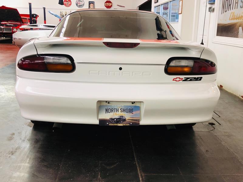 1997 Chevrolet Camaro 7