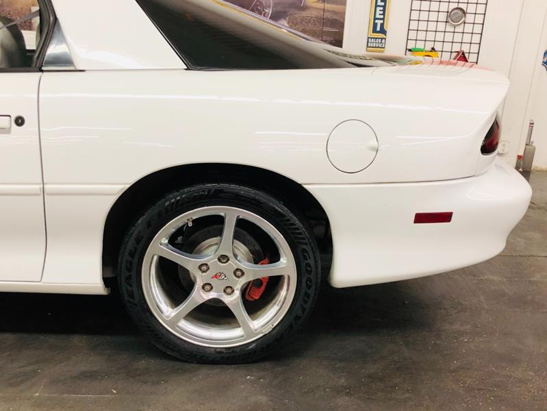1997 Chevrolet Camaro 10