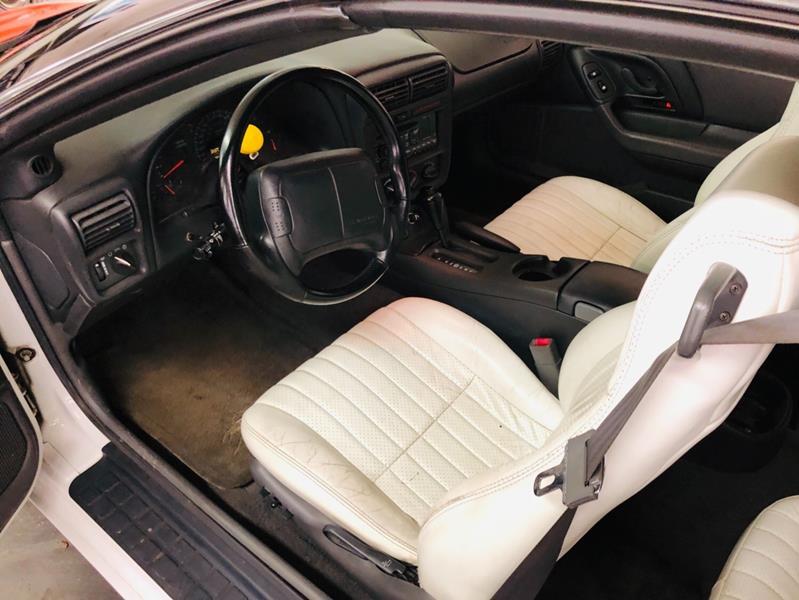 1997 Chevrolet Camaro 26