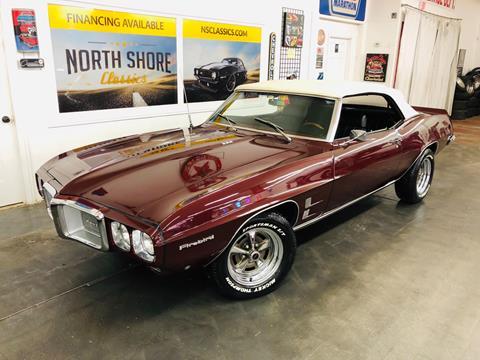 1969 Pontiac Firebird for sale in Mundelein, IL