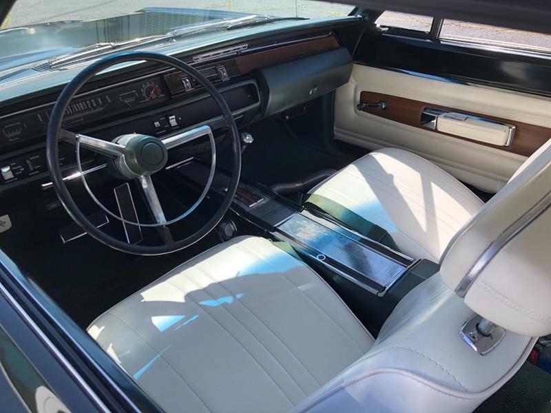 1968 Plymouth GTX 13