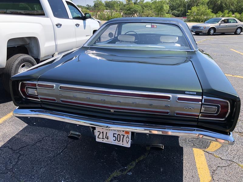 1968 Plymouth GTX 7