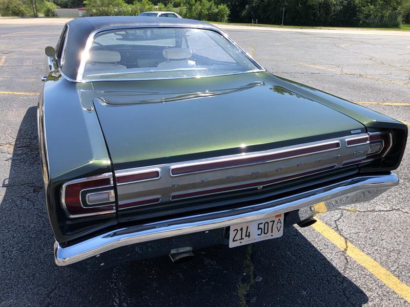 1968 Plymouth GTX 9