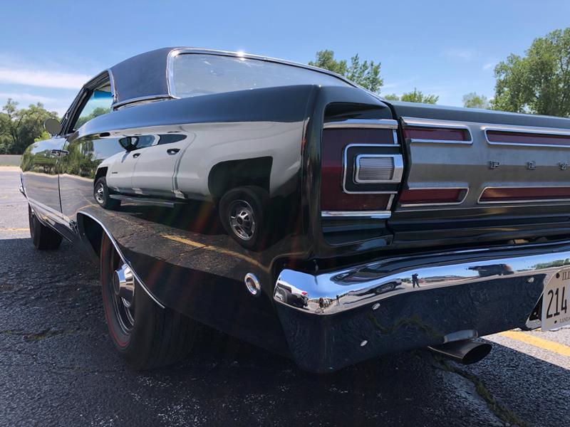 1968 Plymouth GTX 11
