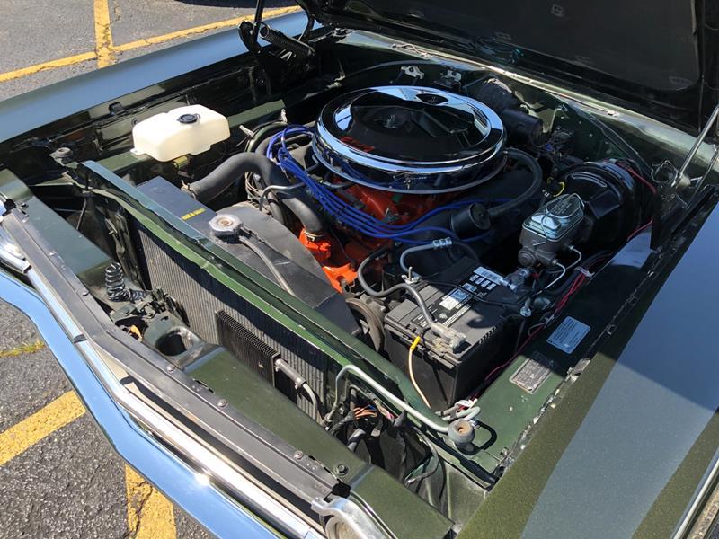 1968 Plymouth GTX 21