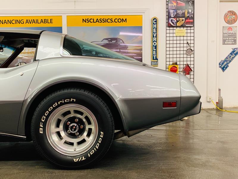 1978 Chevrolet Corvette 9