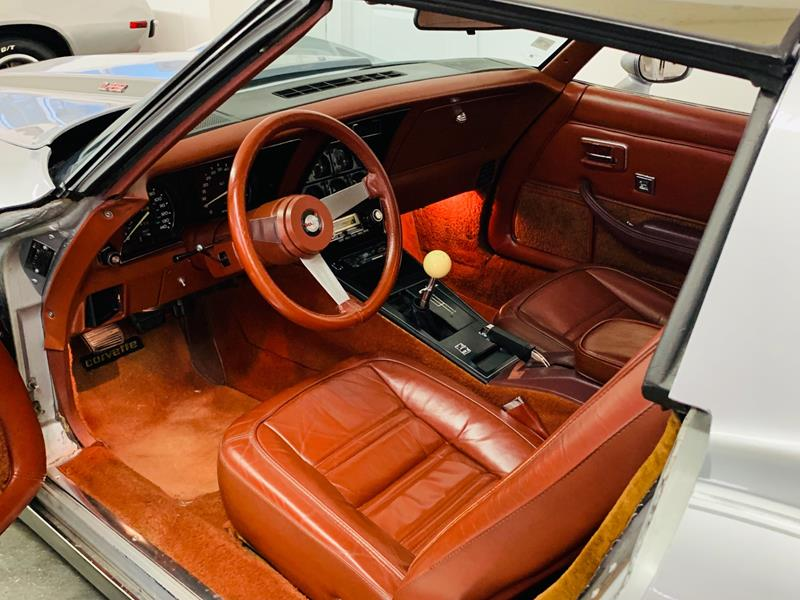 1978 Chevrolet Corvette 22
