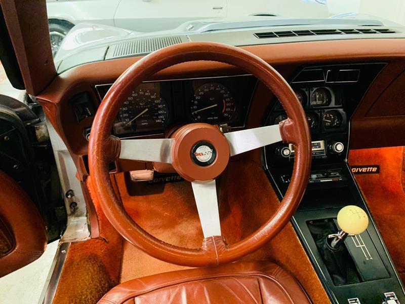 1978 Chevrolet Corvette 27