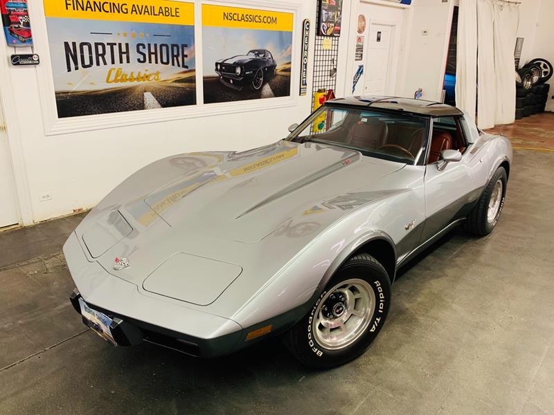 1978 Chevrolet Corvette 1