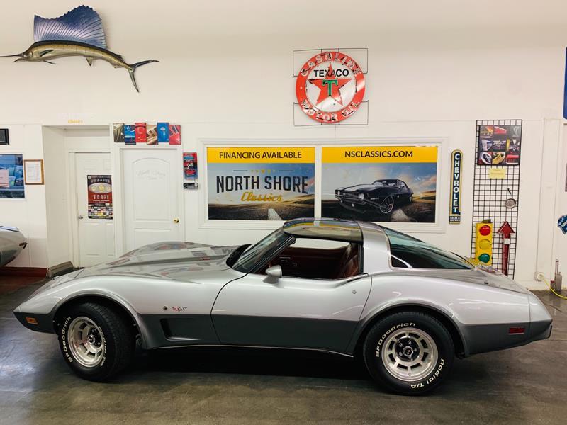 1978 Chevrolet Corvette 4
