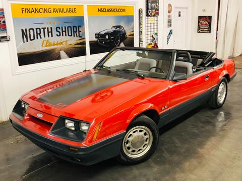 1985 Ford Mustang for sale in Mundelein, IL