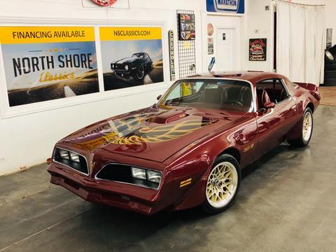 1978 Pontiac Trans Am for sale in Mundelein, IL