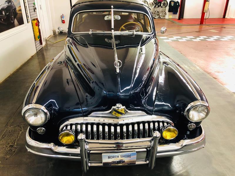 1947 Buick Roadmaster 6
