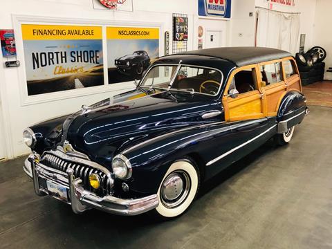 1947 Buick Roadmaster for sale in Mundelein, IL