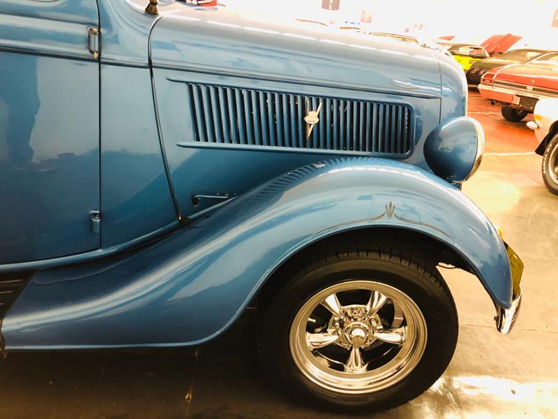 1937 Ford F-100 14