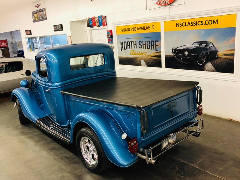 1937 Ford F-100 3