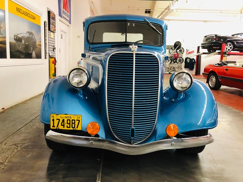 1937 Ford F-100 6