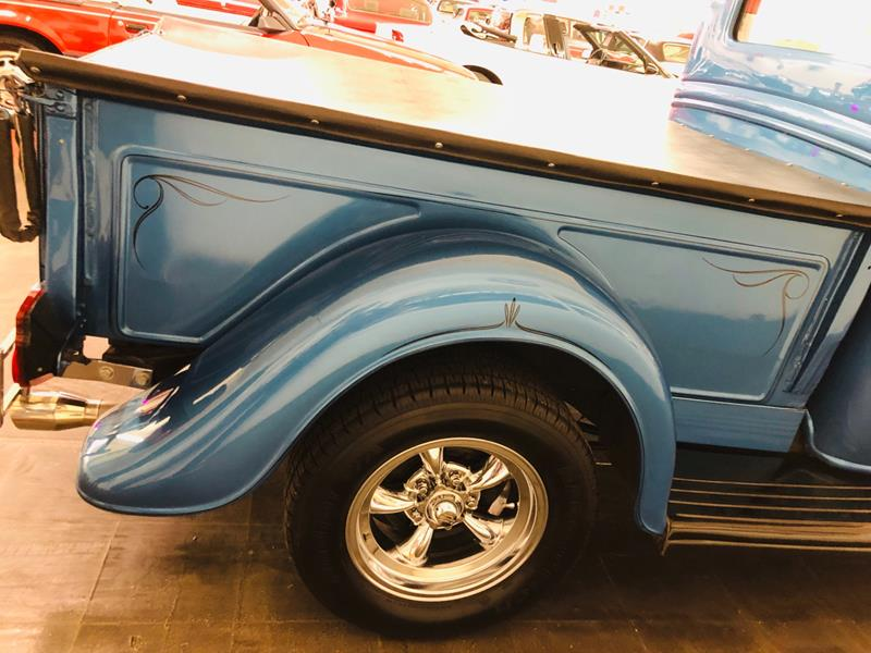 1937 Ford F-100 12