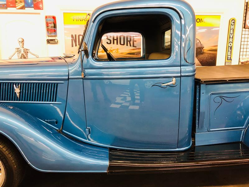 1937 Ford F-100 8