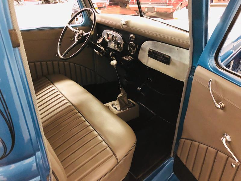 1937 Ford F-100 29